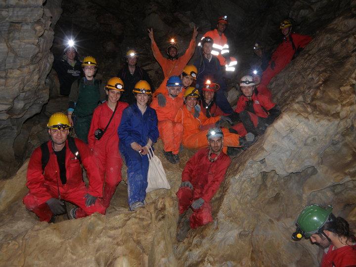 Σπήλαιο Μελισσότρυπας, Απρίλιος 2010