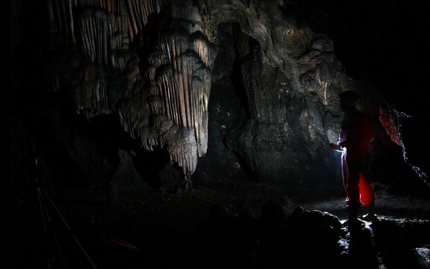 Μάθημα Φωτογράφησης, Σπήλαιο Αρκουδοσπηλιά, 2012