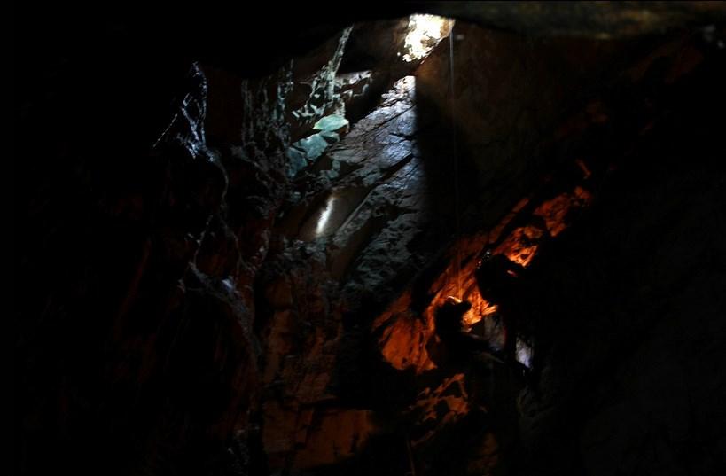 Τρύπα Περιστερίου, Ξηρολίμνη Κοζάνης 2012