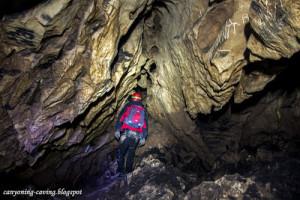 Το σπήλαιο στη μονή Κηπίνας